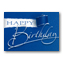 """Appealing"" Message Happy Birthday Card"